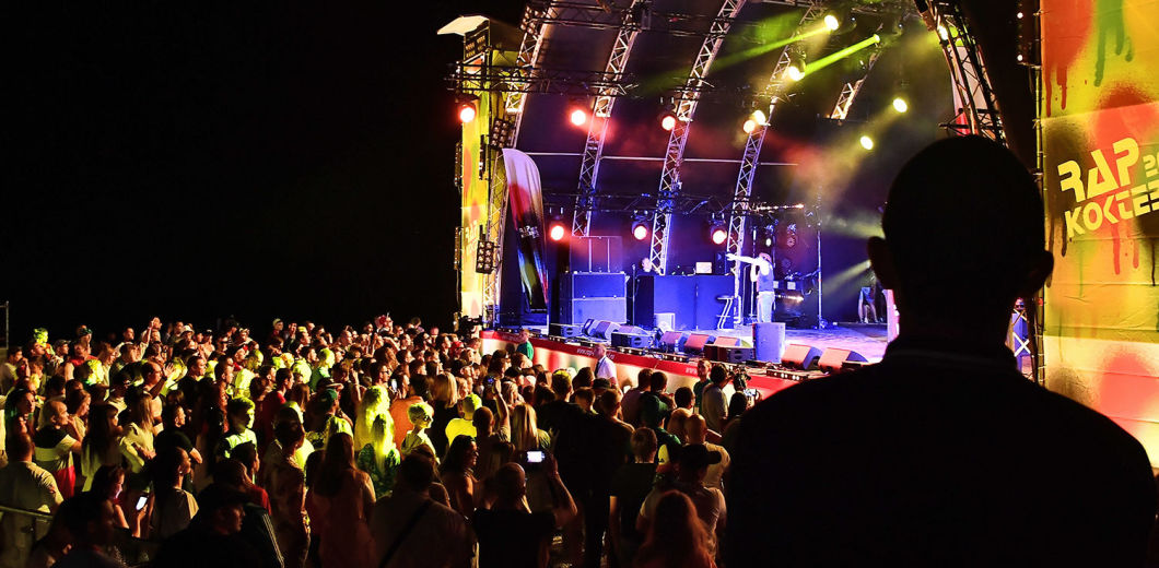Rap Koktebel participant believes the festival has a great future